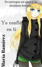 Yo confié en ti - Chat Noir y Tu - by My_Galaxy_Perfect