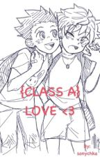 {Class A} Love <3 (killugon fanfic) by sonychka