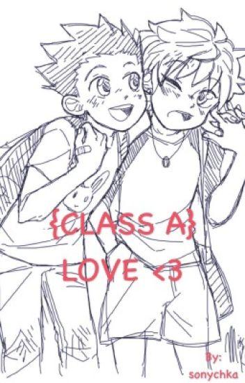 {Class A} Love <3 (killugon fanfic)