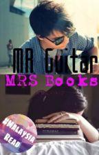 Mr Guitar,Mrs Books by ainsleyfyz