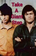 Take A Giant Step by NineTimesBlue