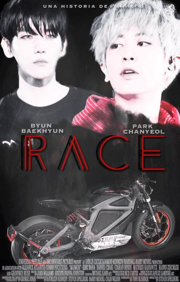 R A C E » CHANBAEK