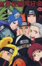 Akatsuki  Aneb má nová rodina by sasukepaja2002