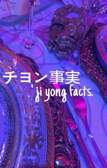 『事実』; jiyong facts.