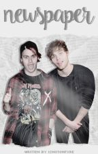 newspaper // muke ✓ by isnotonfxre