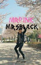 MrPink VS MrsBlack by JattKertas_