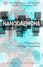 Nanodaemons (Chapters Uploaded Daily) by mythographystudios