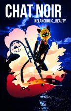Chat Noir by Melancholic_Beauty