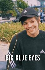 Big Blue Eyes {l.s} by burninglarry