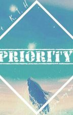 PRIORITY // k.t.h + p.j.m // by TAEbean
