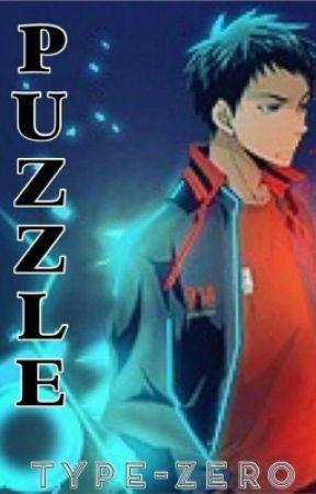 Puzzle (Aomine Daiki x Reader) by Type-zer0