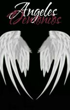 Angeles Y Demonios |Damon Salvatore| by XxTheMazeGirlxX