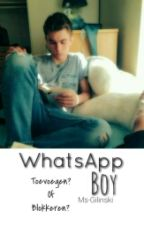 WhatsApp Boy by Ms-Gilinski