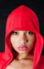 Hood   (urban adaptation of Little Red Riding Hood) by KimmikosBookshelf