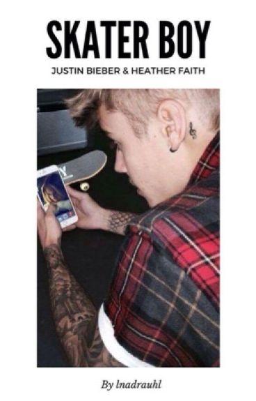Skater Boy /w Justin Bieber
