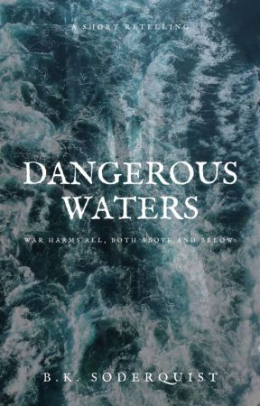 """""""Dangerous Waters"""" (Under the Sea 2018) and Other Contest Entries by britainkalai"""
