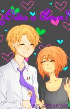 ¿Odio o Amor? {Fanfic Cdm} by SakuraYuki20