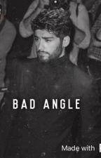 My bad angel | ziall horlik by evaa_67