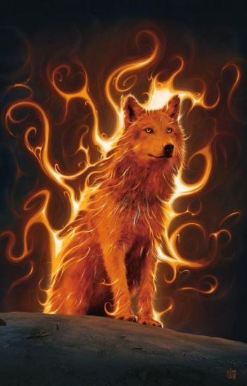 The Flaming Wolf