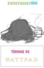Típicos de Wattpad by sweetheart088