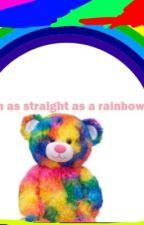 As Straight As A Rainbow(boyXboy) by mizkookie25