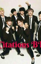 Citation BTS by Emelie-nl