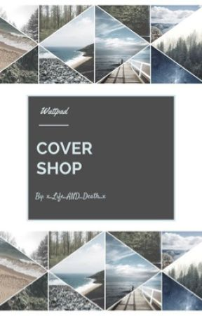 Cover shop {OPEN} by safahnazir