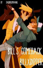 Bill's comeback - BillxDipper by Zauberumhang