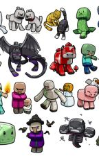 Minecraft mobs x reader (Hiatus/Possible discontinue) by starsnowdog528