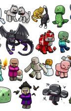 Minecraft mobs x reader (Hiatus/Possible discontinue) by starsnowdog528