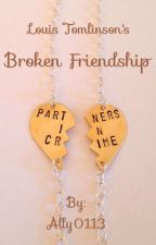 Broken Friendship - BF Book 1 by Ally0113