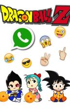 Dragon Ball Whatsapp by JuanRoldos