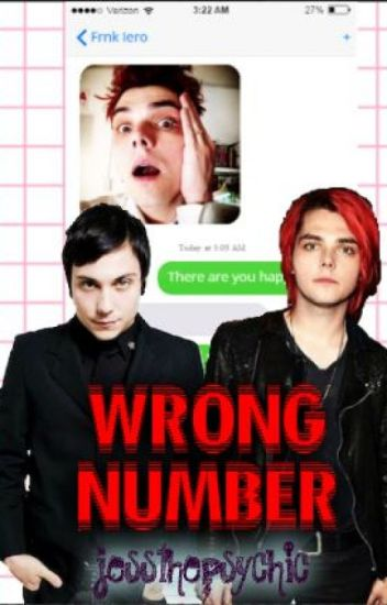 Wrong Number (Frerard)