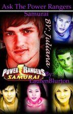 Ask the power ranger samurai by LaurenBlurton
