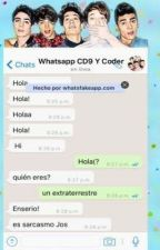 Whatsapp CD9 Y Tu♥† by jenniferjimenez456