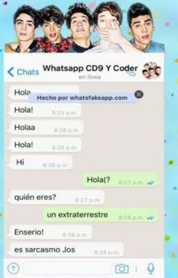 Whatsapp CD9 Y Tu♥†