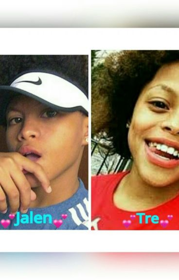 Be Mine.? (Tre Brooks N Jalen Vasques  Story)