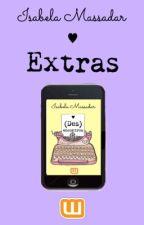 Extras de (Des)encontros by IsabelaMassadar