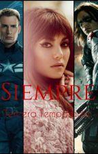 Siempre - Tercera Temporada (Steve Rogers y tu)[TERMINADA] by CamilaCarrat