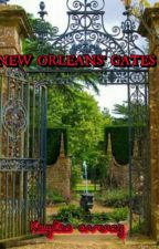 New Orleans' Gates by KayleeAverez