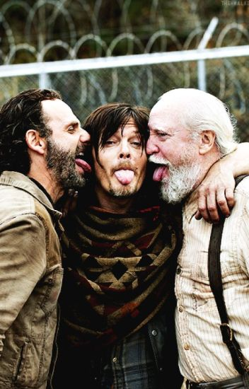 Images Marrantes: The Walking Dead!