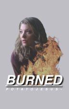 burned ↦ twd by potatojesus-