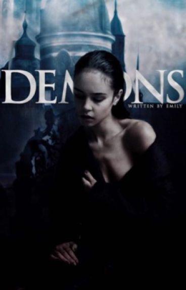 Demons ➼ J. Wayland