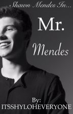 Mr. Mendes (S.M) by ITSSHYLOHEVERYONE