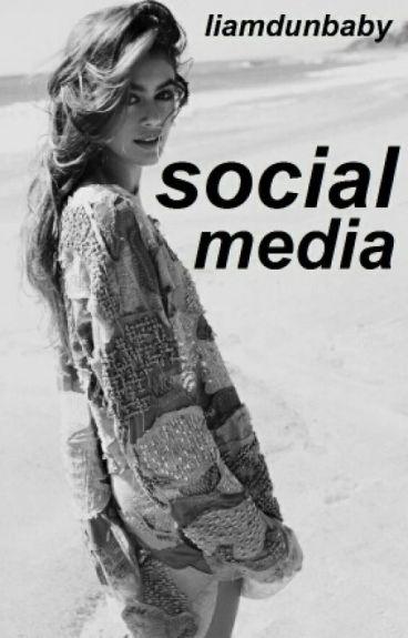 social media + dunbar