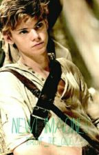 Newt Imagines by love_the_glue