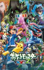 Pokemon XY e Z- O Retorno by Eric_pokemon