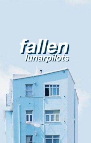 fallen // destiel au