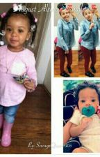 (August Alsina) Daughters by savagequeen5105
