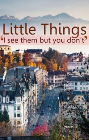 Little Things by RahniaForever